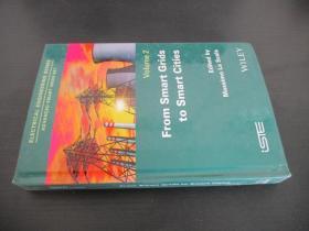 From Smart Grids to Smart Cities  Volume 2 从智能电网到智能城市 第二卷  英文 以图为准