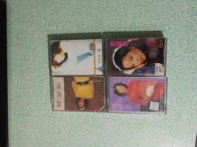 邓丽君等4盘未开封老磁带合售  包邮