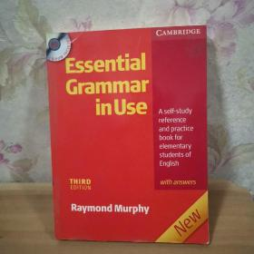 EssentialGrammarinUse  附光盘