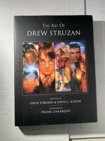 预售特鲁斯特鲁赞的艺术集The Art of Drew Struzan