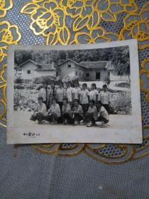 三张瞻仰韶山合影照片,2张1975年,一张1972年