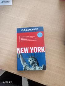 【外文原版】BAEDEKER:NEW YORK
