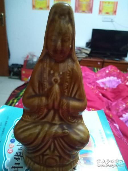 七十年代菩萨像