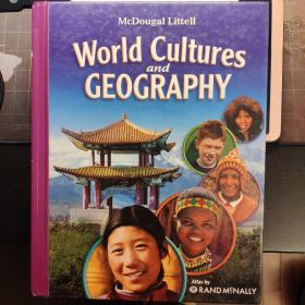 World Cultures and Geography 英语原版 精装