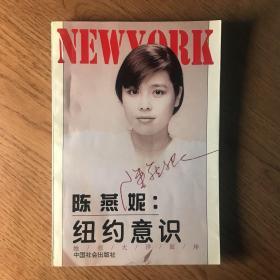 陈燕妮:纽约意识——她在大洋彼岸