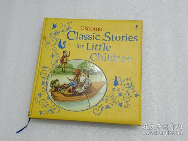 Classic Stories for Little Children (Usborne Picture Storybooks)儿童经典故事