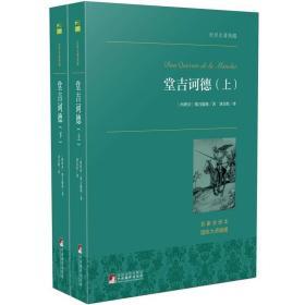 堂吉诃德(套装上下册) 世界名著典藏 名家全译本 外国文学畅销