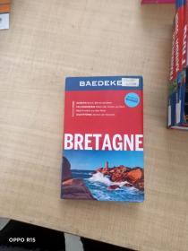 【外文原版】BAEDEKER:BRETAGNE