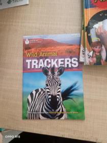 【外文原版】Wild Animal TRACKERS