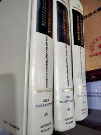 计算机程序设计艺术 第一二三卷(123卷)第1卷:基本算法(第3版),第2卷:半数值算法(第3版)第3卷:排序与查找(第2版)精装 英文影印版