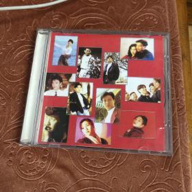 天碟国语金曲精选二,华纳唱片。正常播放。歌曲非常好听。成色看图,