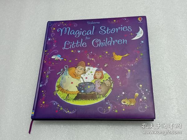 Magical Stories for Children (Padded Hardback) 儿童神奇故事 英文原版