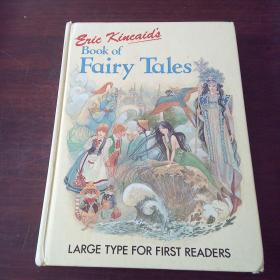 Eric Kincaid's Book of Fairy Tales(英文原版)