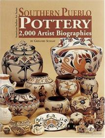 【包邮】Southern Pueblo Pottery: 2,000 Artist Biographies