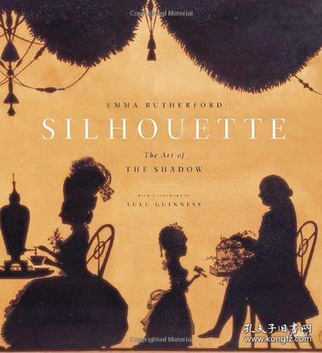 【包邮】Silhouette: The Art of the Shadow