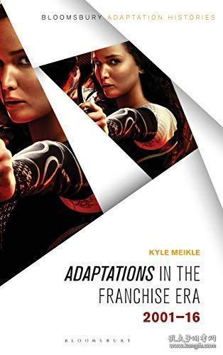 【包邮】Adaptations in the Franchise Era: 2001-16