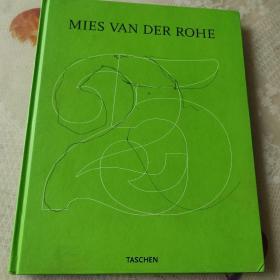 MIES VAN DER ROHE (精装大16开本)
