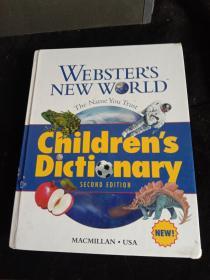 美国进口原装 Webster\\\'s New World Children\\\'s Dictionary (2rd Edition) New