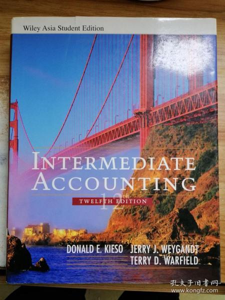 intermediate accounting twelfth edition