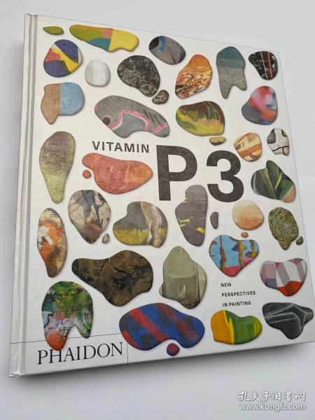 Vitamin P3 New Perspectives in Painting,维他命P3 绘画新视角 英文原版艺术绘画图书