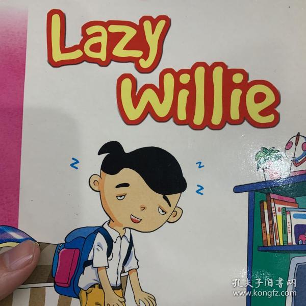 lazy Willie