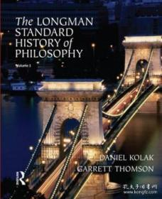 【包邮】 The Longman Standard History Of Philosophy