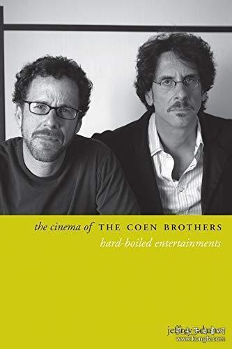 【包邮】The Cinema of the Coen Brothers: Hard-Boiled Entertainments