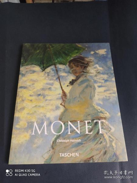 Claude Monet, 1840-1926 (Basic Art)莫奈作品集