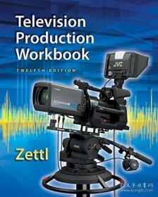 【包邮】Television Production Handbook, 12th