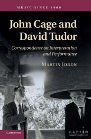 【包邮】John Cage and David Tudor: Correspondence on Interpretation and Performance