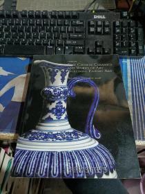 佳士得2006年11月7日伦敦 Fine Chinese Ceramics and works of art including export art 有记号笔见图