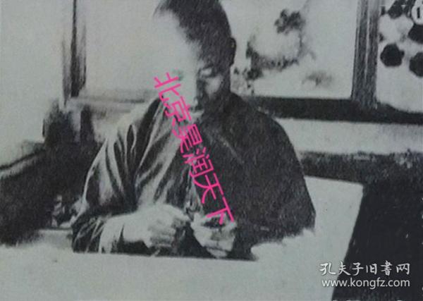 1933年北平崇文门外花市假花制作 5张