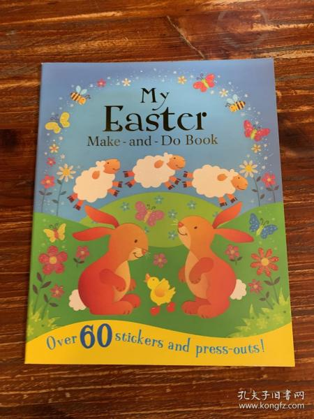 My Easter Make and Dobook