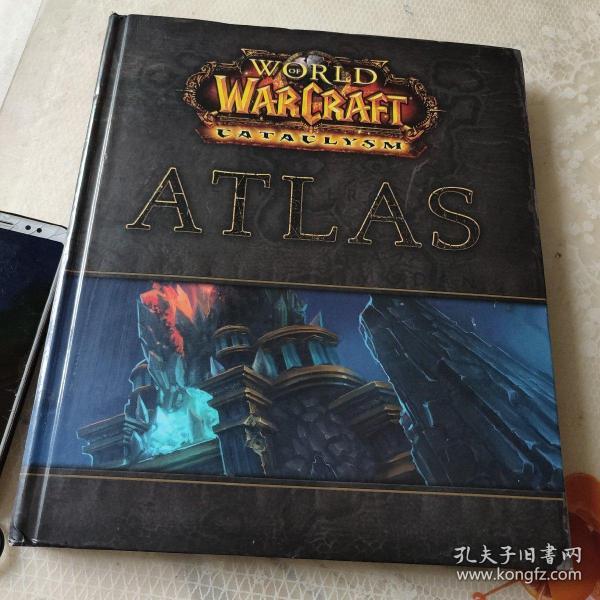 WORLD OF WARCRAFT CATACLYSM ATLAS (精装大16开本)
