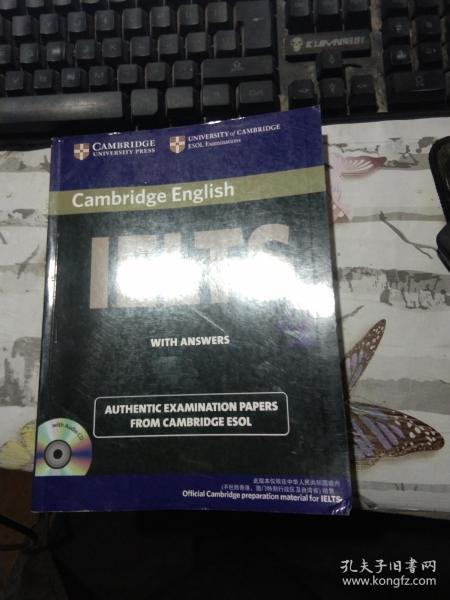 Cambridge IELTS 4 Self Study Pack:Examination papers from University of Cambridge ESOL Examinations
