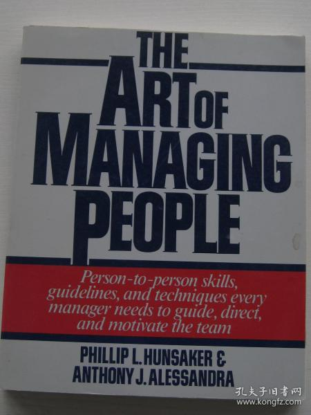 The Art of Managing People
