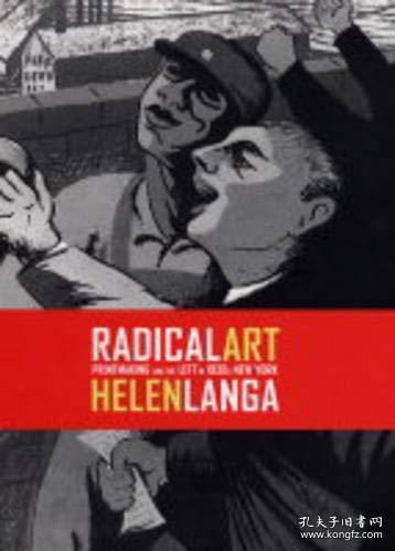【包邮】Radical Art: Printmaking and the Left in 1930s New York