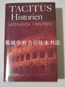 TACITUS: HISTORIEN. LATEINISCH/DEUTSCH