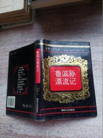 世界文学经典名著:鲁滨逊漂流记