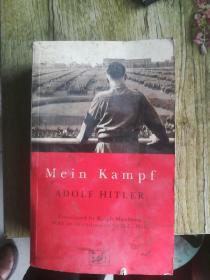MeinKampf我的奋斗英文原版