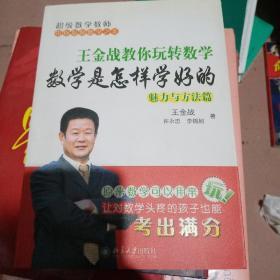 王金战教你玩转数学:数学是怎样学好的(魅力与方法篇)