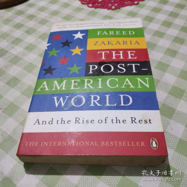 The Post-American World[后美国世界]