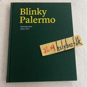 Blinky Palermo,retrospective 1964-1977