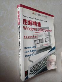 图解精通Windows 2000 Server(含ICD)