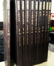 年代诗丛第一辑 (共10册)