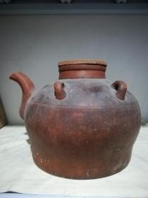 明代紫砂壶