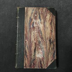 孤本珍品,The British poets of george lord lyttelton,英国伟大诗人利特尔顿诗集,1822年出版!书口刷金,配真皮硬精装花纹封面,书脊鎏金字体,稀见藏书票。精美绝伦!