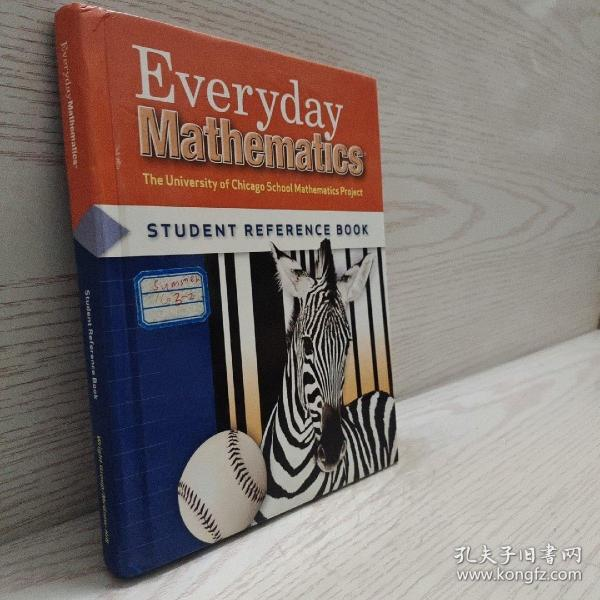 Everyday Mathematics: Student Reference Book, Grade 3