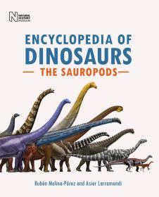预售恐龙百科第二部蜥脚类恐龙Encyclopedia of Dinosaurs: The Sauropods