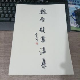 魏启后书法集、